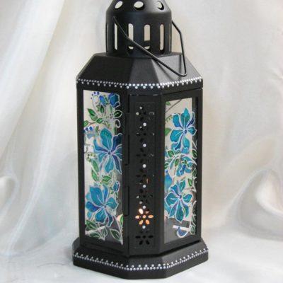Patio Decor Moroccan Candle Lantern
