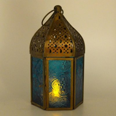 Moroccan-Style Brass