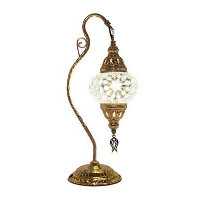 Golder Swan Neck Table Lamp