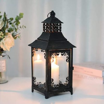 Vintage Moroccan Candle Lantern