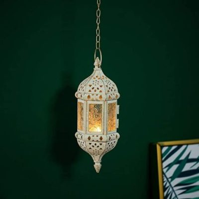 Moroccan Hanging Can