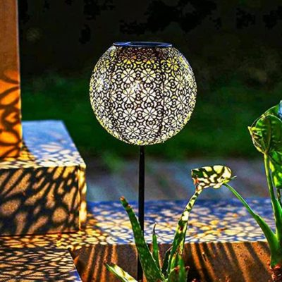 Solar-Powered Floral