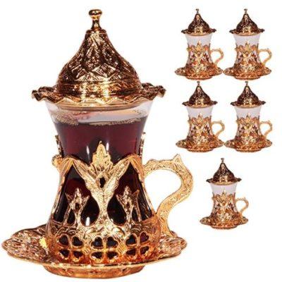 Moroccan Tea Serving Set