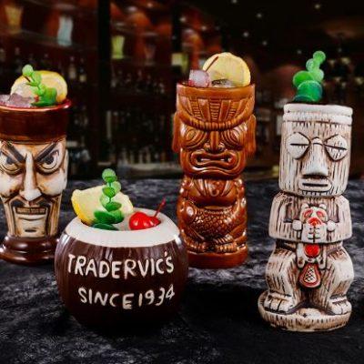 Unique Handmade Tiki