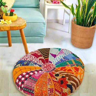 Vintage Patch Cushio