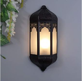 Antique Moroccan Decorative Wall Sconce