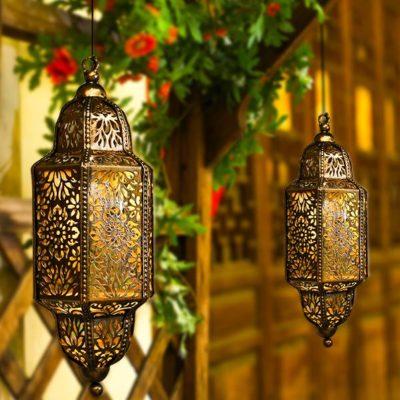 Solar Decorative Garden Lantern