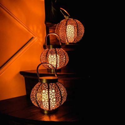 Handmade Boho Design Moroccan Lantern