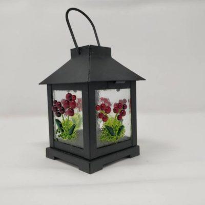 Handmade Flower Candle Lantern