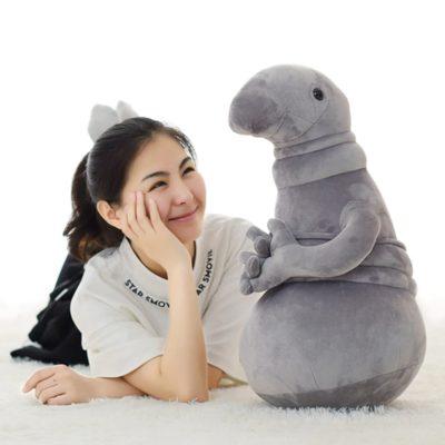 Tubby Gray Blob Plus