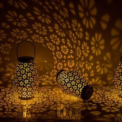 Flower-Pattern Solar