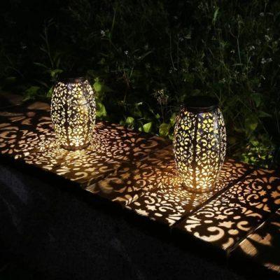 Floral Cut-Out Solar
