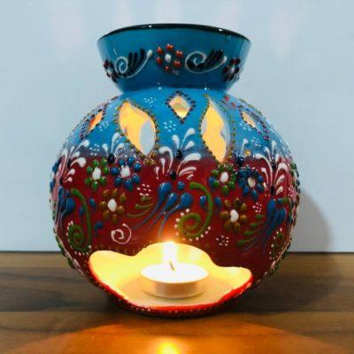 Ceramic Tea-Light Ca