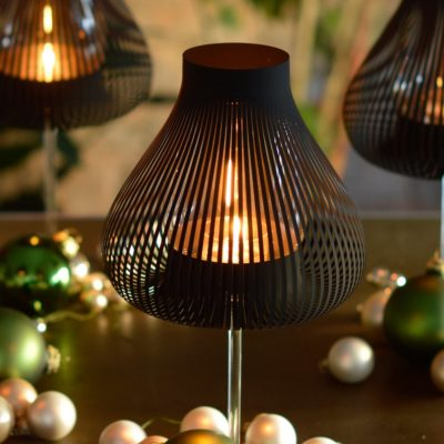 Wine Glass Tealight