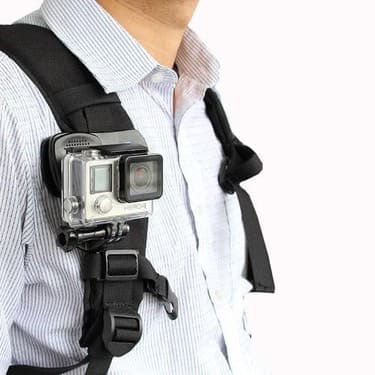 360 Camera Backpack