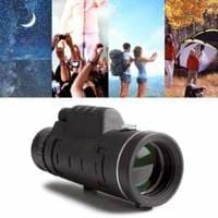 Telescope for outdoor and wilderness explorers