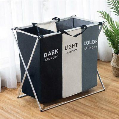 Cute Folding Laundry