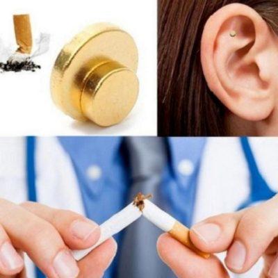 Anti-smoking therape