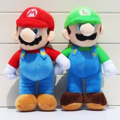 Plush Mario Lugi (2pcs)