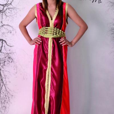 Daniyah Robe marocia