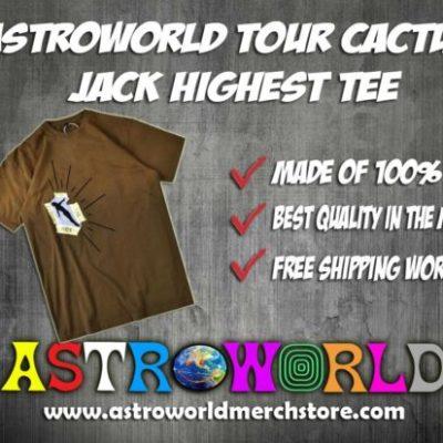 ASTROWORLD TOUR CACT