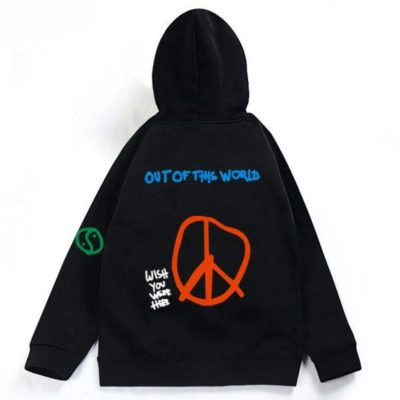 Astroworld World Peace Hoodie