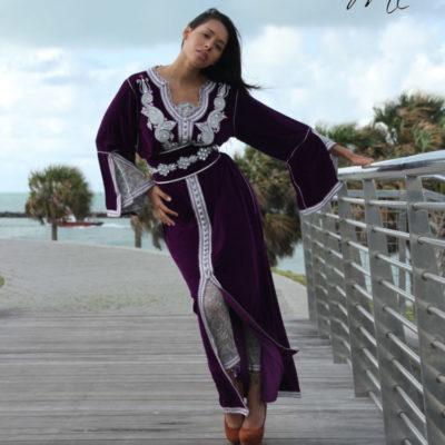 Baliyah Robe marocia