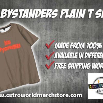 No Bystanders Plain