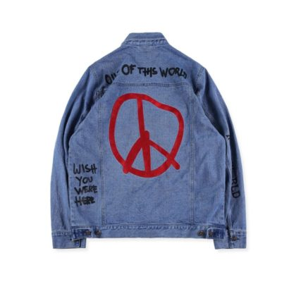 Astroworld Denim Jacket High Quality