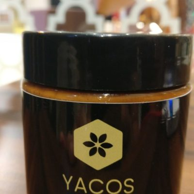 Yacos Face scrub wit