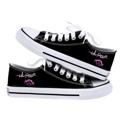 Angry Girl Converse