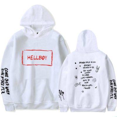 Lil Peep Hellboy Hoo