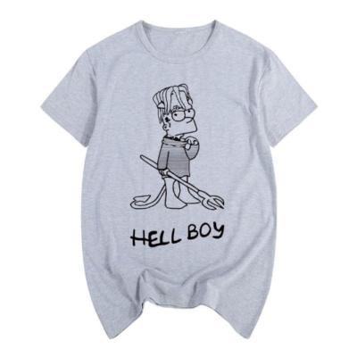 Lil Peep Hellboy T-S