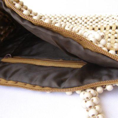 Vintage bag. Beaded