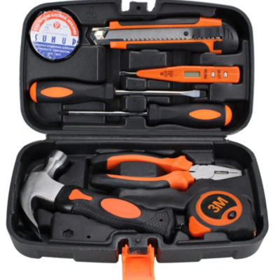 9-in-1 Hand Tool Kit