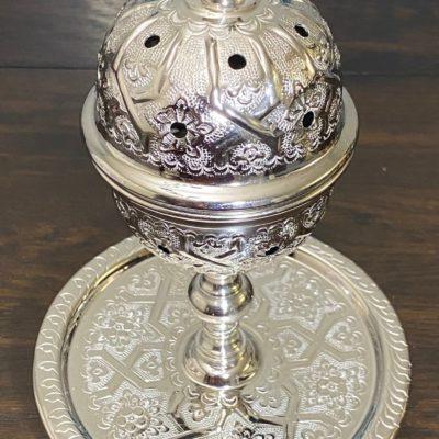 Handmade Moroccan Incense Burner