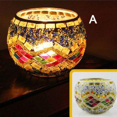 Moroccan Mosaic Glas