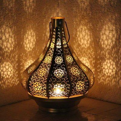 Vintage Moroccan Ceiling Light Fixture