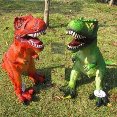 Cute Dinosaur Figurine