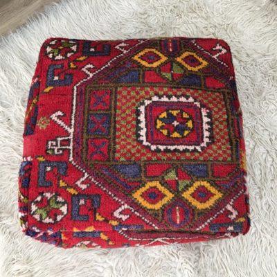 Handmade Ottoman Pouf