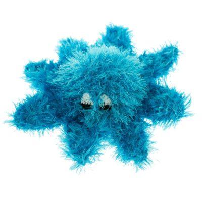 Handmade Octopus Plush Dog Toy