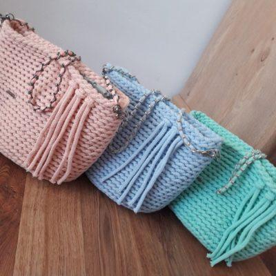 Cotton Twine Handbag