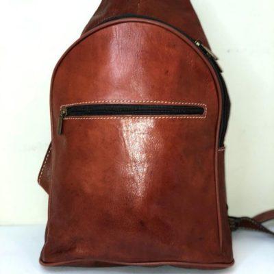 Moroccan Handmade Backpack