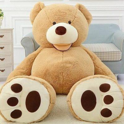 Giant Teddy Bear: Super Comfortable Plush [Good Price]