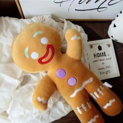 Cute Gingerbread Plush