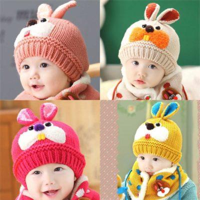 Baby Hat & Scar