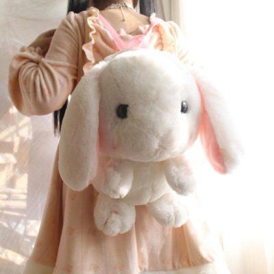 Cute Rabbit Backpack