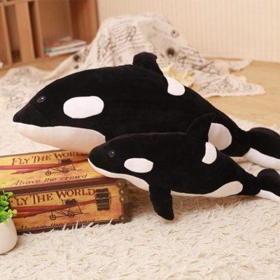 Beautiful Orca Plush