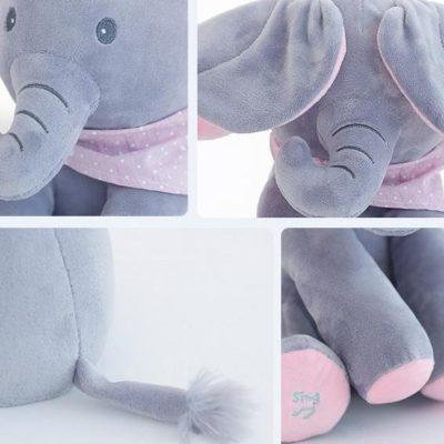 Cute Elephant Interactive