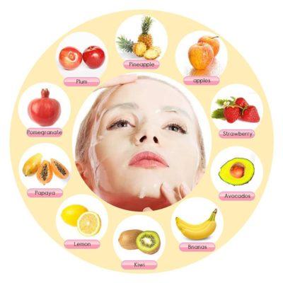 Super Fruit & Vegetable Mask Machine
